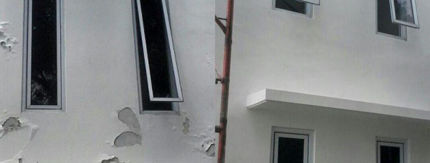 Perbaikan Kebocoran Dinding House of Xavier