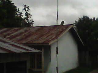 Perbaikan Rumah Atap Seng
